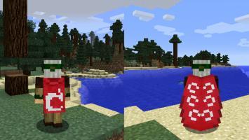 Режим приключений в Minecraft обогатится летающим плащом