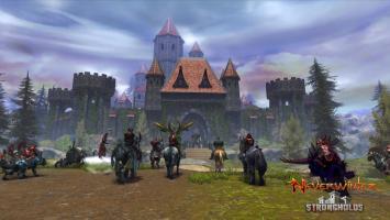 В версии Neverwinter для Xbox One появятся массовые сражения