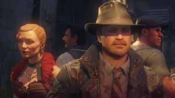Пролог зомби-режима Call of Duty: Black Ops 3