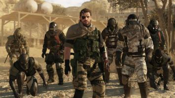 Konami скомпенсировала игрокам неудачный старт Metal Gear Online