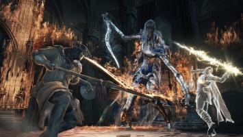 Кооператив и заклинания на новых скриншотах Dark Souls 3