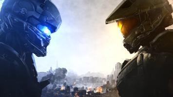 Прохождение первой миссии кампании Halo 5: Guardians