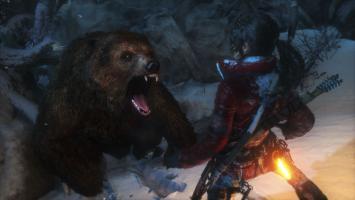 Девушка против дикой природы в новом трейлере Rise of the Tomb Raider