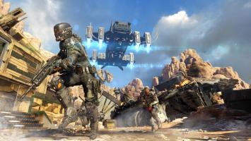 Релизный геймплейный трейлер Call of Duty: Black Ops 3