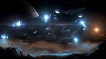 Планетарное приземление и наземная техника в Elite: Dangerous
