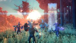 Sony анонсировала игру Boundless— симпатичный клон Minecraft