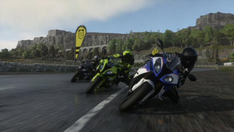 В PSN уже доступно дополнение DriveClub Bikes