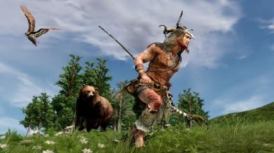 В WiLD можно прокатиться на медведе