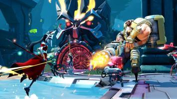 Открытая бета Battleborn сначала пройдет на PS4