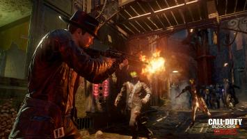 Слитый геймплей зомби-режима Call of Duty: Black Ops 3