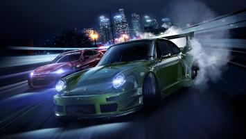 Официальный релизный трейлер Need for Speed