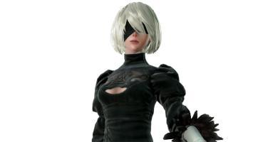 Дебютный геймплей NieR: Automata