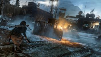 Боевые способности Лары Крофт в новом ролике Rise of the Tomb Raider