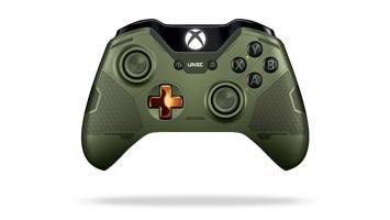 Викторина и розыгрыш фирменного геймпада для Xbox One в стиле Halo!