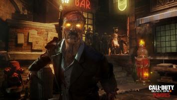 Очередной ролик слитого геймплея зомби-режима Call of Duty: Black Ops 3