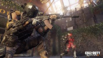 Девять минут режима Freerun из Call of Duty: Black Ops 3