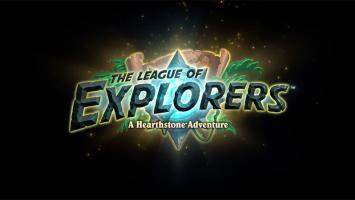 Анонсировано дополнение Hearthstone: League of Explorers