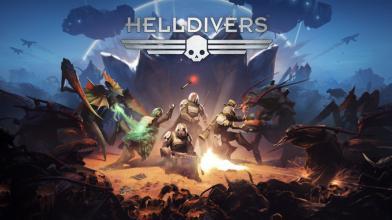 В декабре консольный шутер Helldivers выйдет на PC в Steam