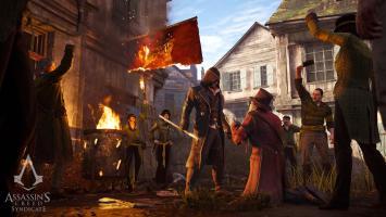 Трейлер технологий Nvidia GamesWork для Assassin's Creed: Syndicate