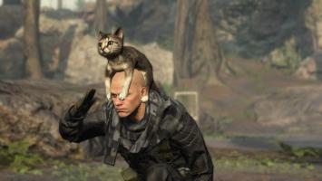 В Metal Gear Online появились кошачьи шапки