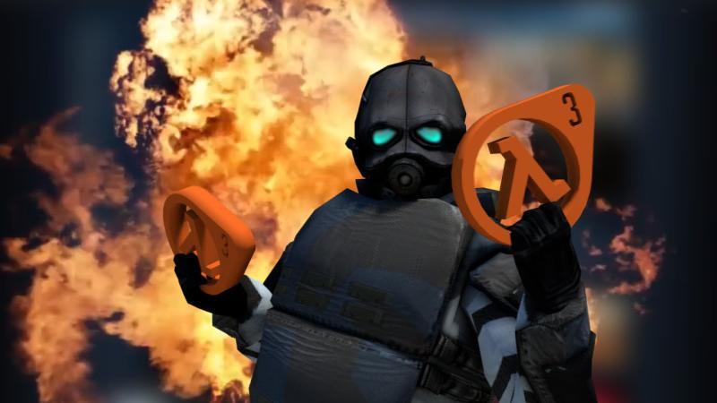 Тизерный трейлер Half-Life 3