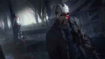 Первый геймплей из альфа-версии Friday the 13th: The Game