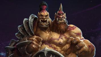 Новым персонажем Heroes of the Storm управляют одновременно два игрока