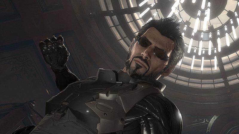 Релиз Deus Ex: Mankind Divided отложен на полгода