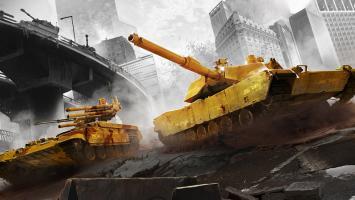 Игроки Armored Warfare получили мини-клиент игры и технику 9 уровня