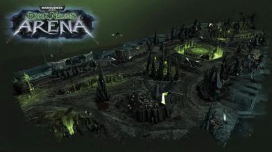В следующем месяце Warhammer 40.000: Dark Nexus Arena выйдет в раннем доступе Steam