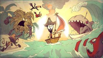 Кораблекрушение в Don't Starve случится 1 декабря в Steam