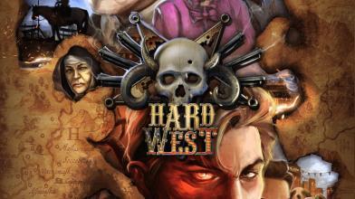 Релизный трейлер Hard West представил игру в стиле ковбойской XCOM