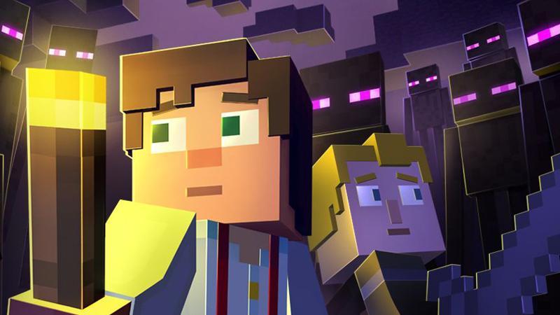 Трейлер третьего эпизода Minecraft: Story Mode