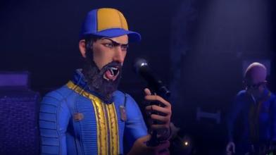В декабре Fallout 4 ворвется на сцену Rock Band 4
