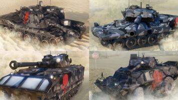 В Armored Warfare началась «черная пятница»