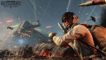 Геймплейный трейлер дополнения «Битва при Джакку» для Star Wars: Battlefront
