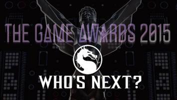 Новый персонаж Mortal Kombat X будет раскрыт на The Game Awards 2015
