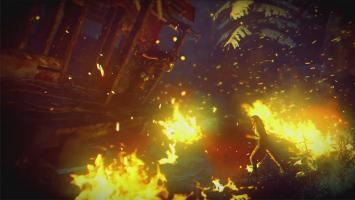Баба-яга блеснула в жутком трейлере Rise of the Tomb Raider