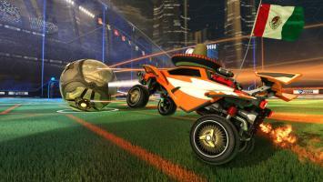 Rocket League скоро выходит на Xbox One