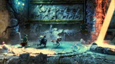 Trine 3: The Artifacts of Power выйдет на PS4 до конца года