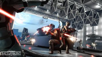 Инфографика о запуске Star Wars: Battlefront