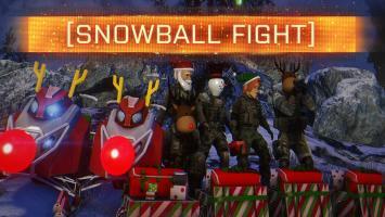 В тестовой среде Battlefield 4 наступили новогодние праздники