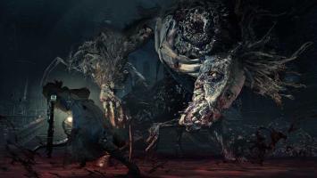Невооруженный игрок победил первого босса Bloodborne: The Old Hunters на сложности NG+7