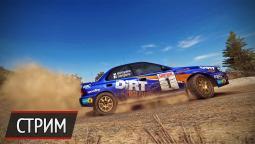 Месим грязь в субботнем стриме DiRT Rally!