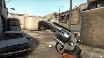 Valve понерфила характеристики нового револьвера в Counter-Strike: Global Offensive