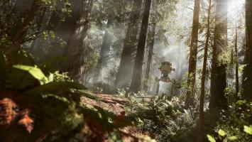 Фантастические красоты Star Wars: Battlefront