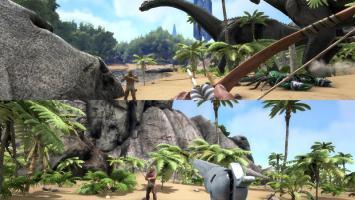 Версия ARK: Survival Evolved для Xbox One получит локальный кооператив на разделенном экране