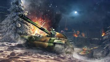 Танк Тype 59 подарят всем игрокам Armored Warfare