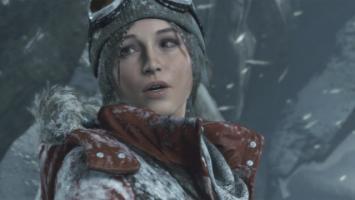 Microsoft сообщает, что Rise of the Tomb Raider показала себя хорошо