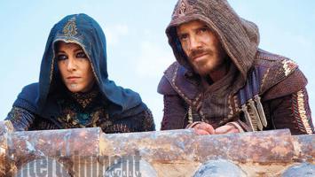Майкл Фассбендер не играл в Assassin's Creed перед съемками фильма
